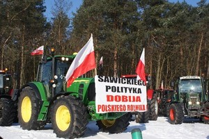 Postulaty protesujących rolników