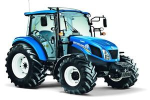 Mały - duży traktor