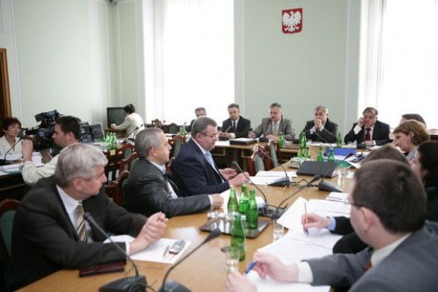 Nowelizacja ustawy o Izbach już w Sejmie