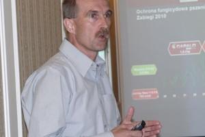 BASF: Jest ryzyko silniejszej presji chorób