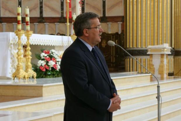 Komorowski: Sołtys lokalnym liderem