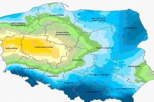 Zagrożenie suszą występuje w 812 gminach Polski