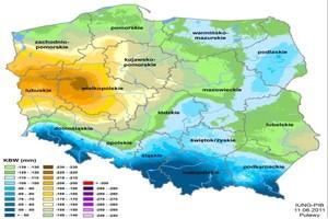 Susza się pogłębia - jest w 1144 gminach