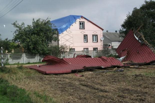 Mazowsze i Lubelszczyzna najbardziej poszkodowane przez burzę