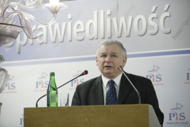 Kaczyński: Dopłaty dla rolników powinny być równe