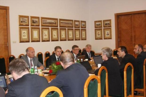 Pierwsze posiedzenie zarządów