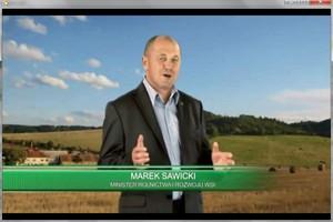 Olejniczak: Kampania Sawickiego za unijne pieniądze