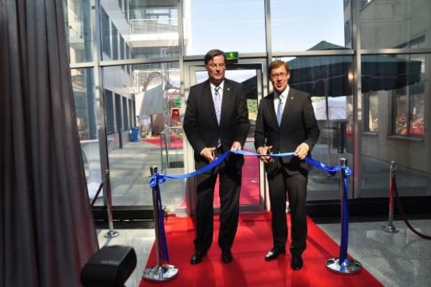 Bayer otworzył nową siedzibę w Warszawie