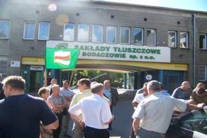 Zakłady Tłuszczowe Bodaczów winne rolnikom za rzepak blisko 48 mln zł