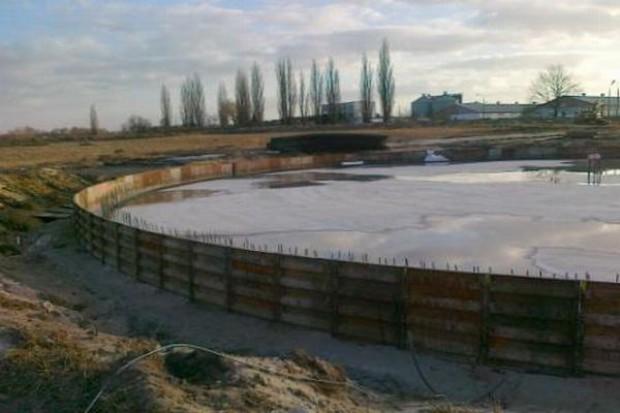 Kolejna biogazownia w budowie