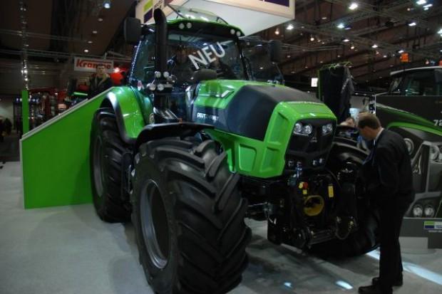 Agrotrony TTV z SCR