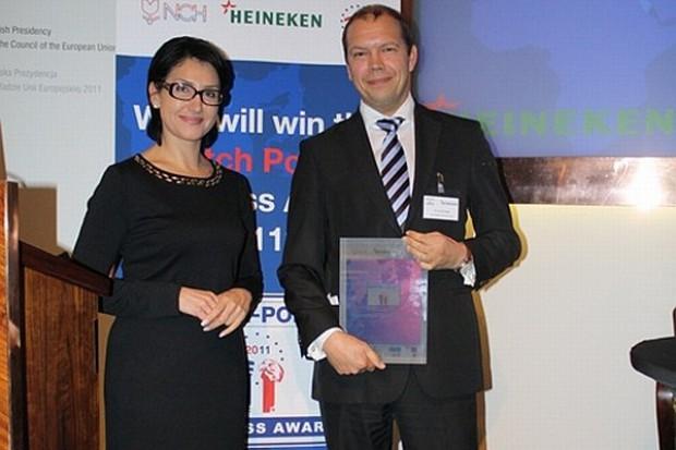 De Heus zwycięzcą Dutch-Polish Business Award 2011