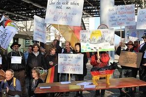 Sprzeciwiają się cenom dumpingowym mleka i masła