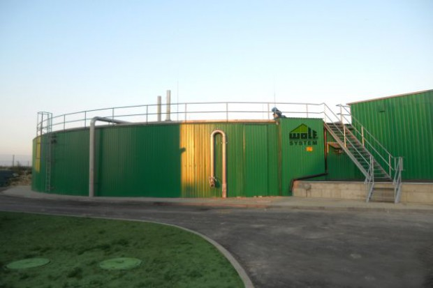 Otwarto nowoczesną gorzelnię z biogazownią rolniczą