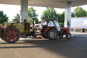 Solidarność ws. paliwa rolniczego