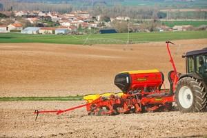 Tempo w siewie kukurydzy