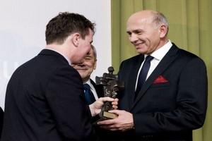 Prezes Azotów Tarnów nagrodzony