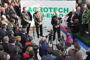 Sawicki na Agrotechu: Modernizacja rozpatrzona w całości