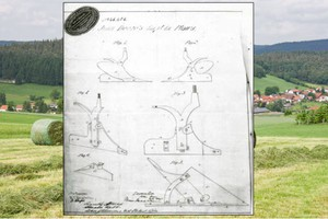 100 lat Działu Patentów John Deere