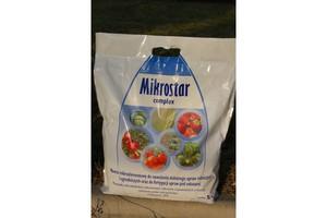 Mikrostar complex - kompleksowa mieszanka mikroskładników pokarmowych (z chelatem)