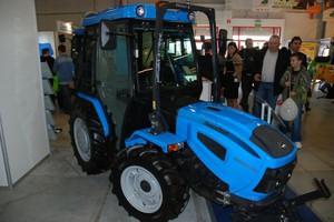 Landini - specjalistyczne ciągniki do sadu i nie tylko