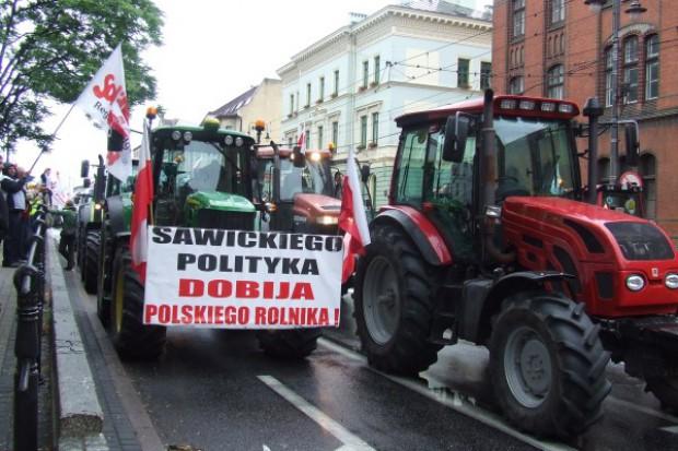 Protest w Bydgoszczy zawieszony