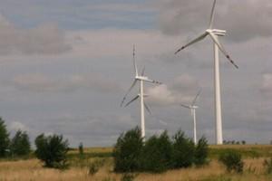 Pozyskanie pieniędzy na farmy wiatrowe jest utrudnione