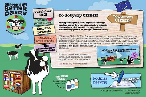 Inicjatywa na rzecz dobrostanu krów
