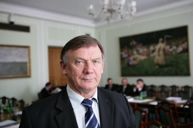 """""""Gazeta Wyborcza"""": Nagrywa Serafin"""