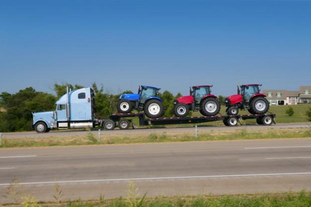 Najwięcej maszyn leasingują rolnicy