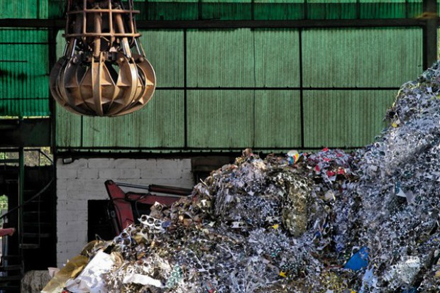 Gospodarka odpadami nie na medal