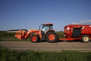 Kubota liczy na wzrost sprzedaży mocy 50-100 KM