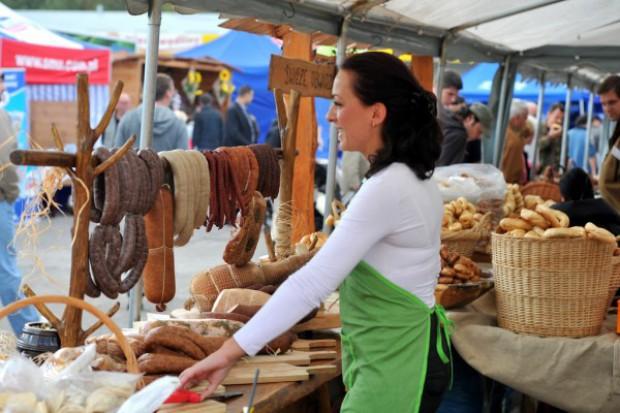 Tradycjne wyroby na wystawie Polskie Smaki
