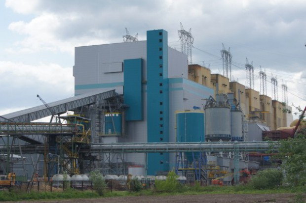 Największy na świecie blok energetyczny na biomasę gotowy