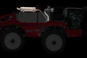 Nowe silniki w opryskiwaczach Agrifac