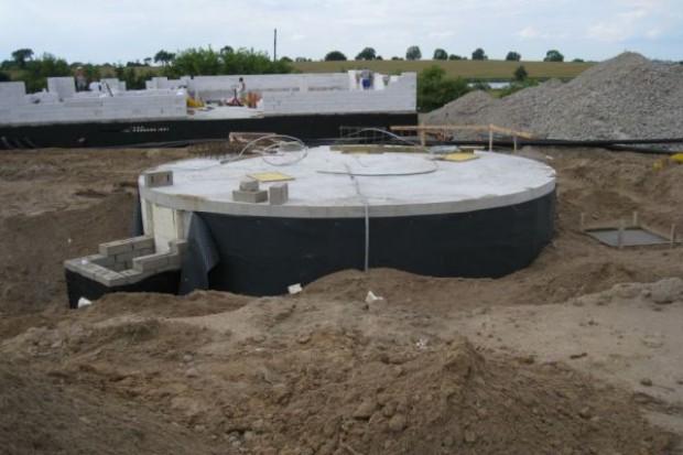 Biogazownia przy fermach świń