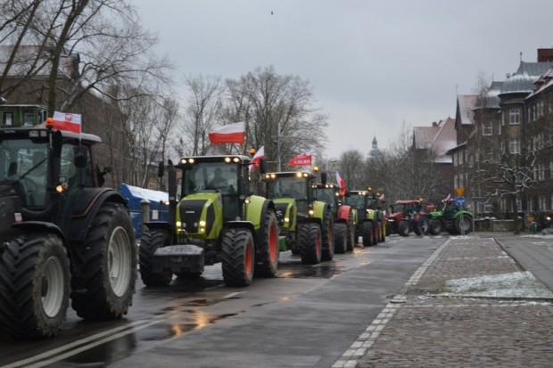 Trzeci dzień protestu w Szczecinie
