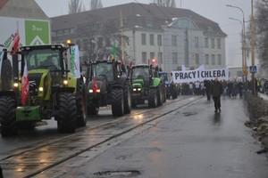 Protestujący w Szczecinie mają wsparcie