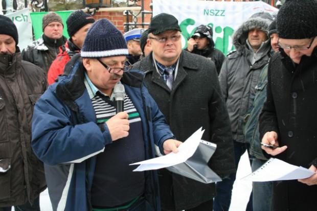 ANR chce przeprosin od protestujących w Szczecinie