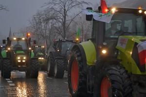 Rolnicy chcą ziemi