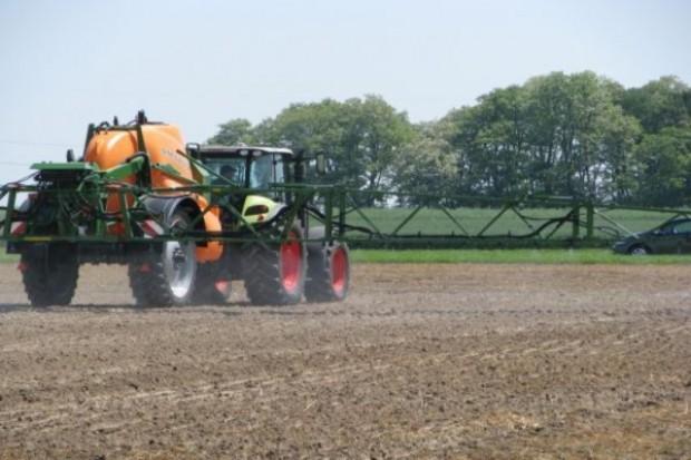 Ustawa o środkach ochrony roślin przyjęta