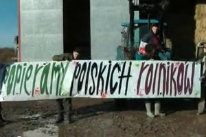 W Anglii solidaryzują się z polskimi rolnikami