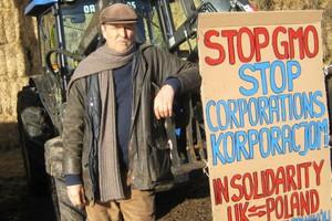 Polscy rolnicy otrzymują wsparcie z zagranicy