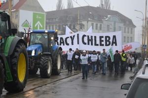 """NSZZ """"Solidarność"""" wspiera protestujących w Szczecinie"""