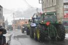 Protestujący z Opolszczyzny wyjechali na drogi