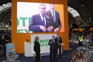 Nalewajk na Agrotechu: Modernizacja w marcu