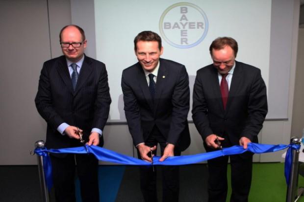 Bayer rozwija swoją działalność