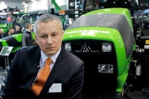 Power Brake - wyższa wydajność hamulców ciągników Deutz-Fahr