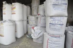 Spada zużycie nawozów mineralnych