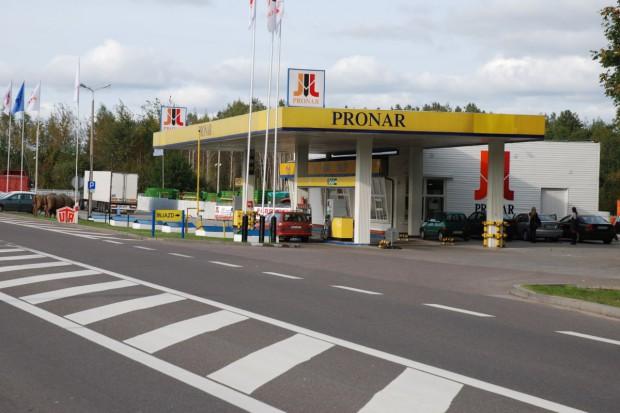 Korekta cen paliw w hurcie